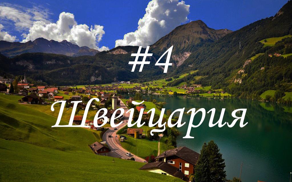 Швейцария вид фото