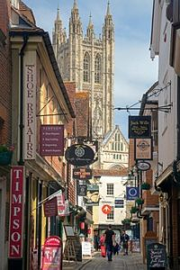 Canterbury Street photo